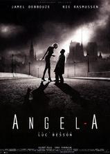 天使A海报