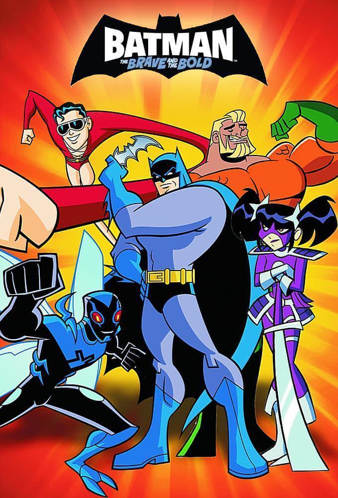 蝙蝠侠:英勇无畏 第三季