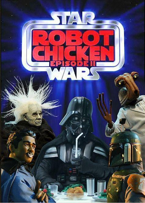 机器肉鸡:星战特辑第二集