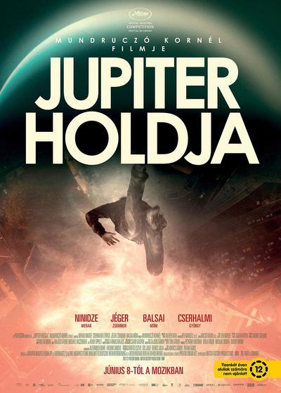 木星之卫海报