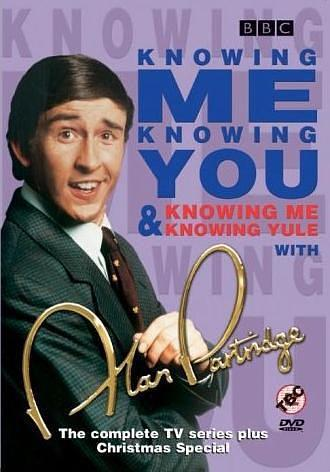 Knowing Me, Knowing You with Alan Partridge海报