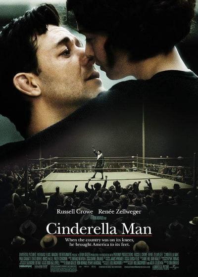 铁拳男人海报