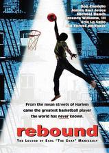 篮板:山羊传奇海报