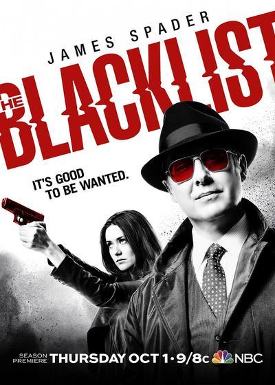 罪恶黑名单 第三季海报