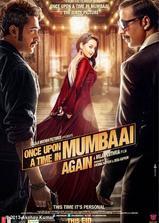 重返孟买海报