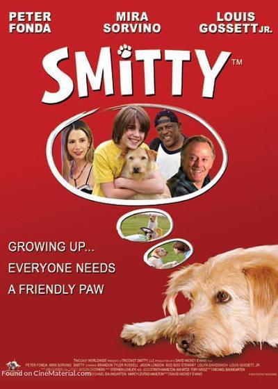 爱狗史米特海报