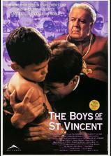 圣文森的男孩们海报