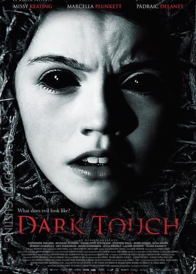 黑暗中的触摸海报