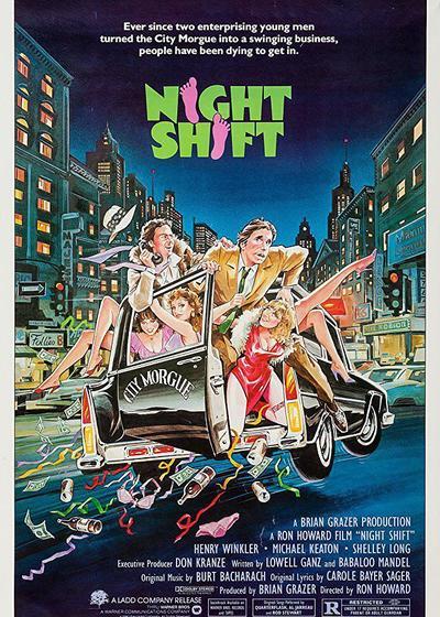 夜迷情海报