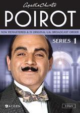 大侦探波洛 第一季海报