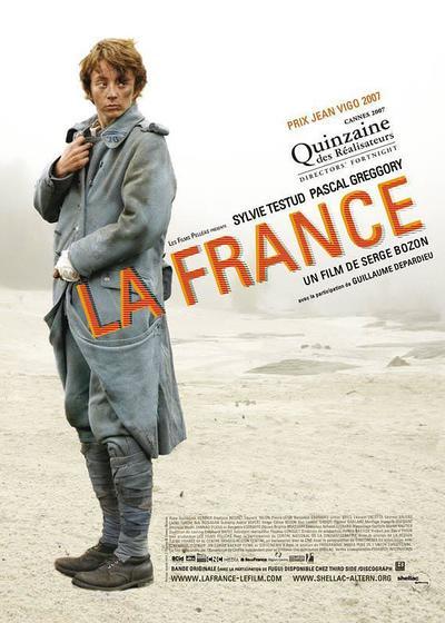 法兰西海报