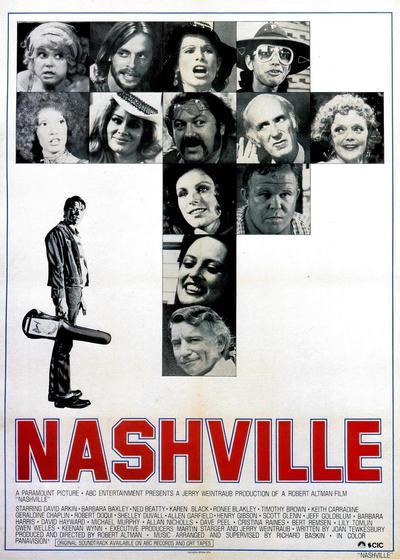 纳什维尔海报