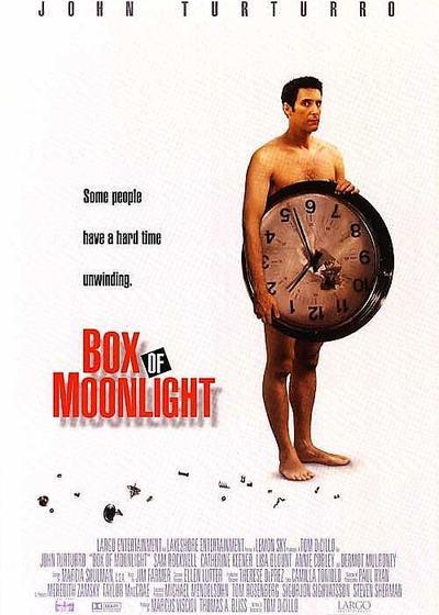 月光之盒海报