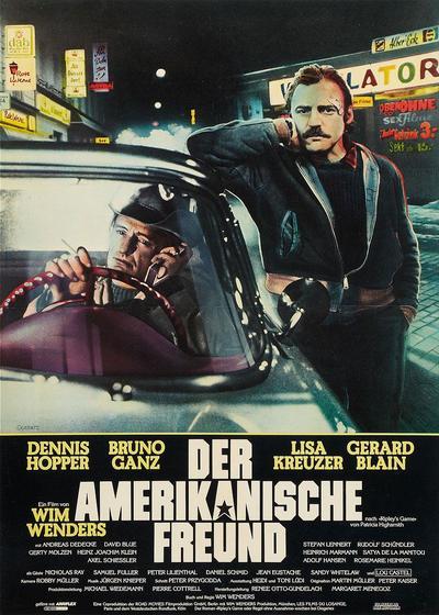 美国朋友海报