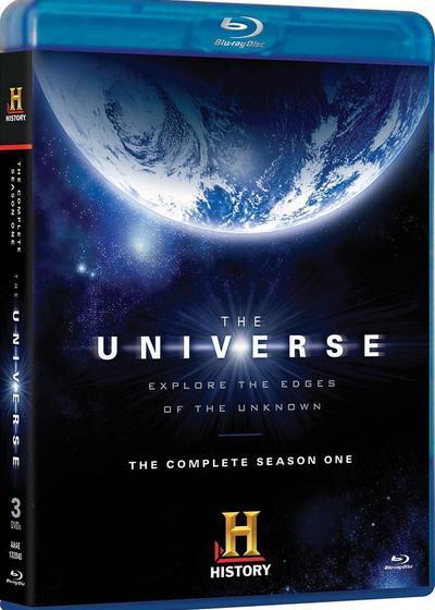宇宙 第一季海报