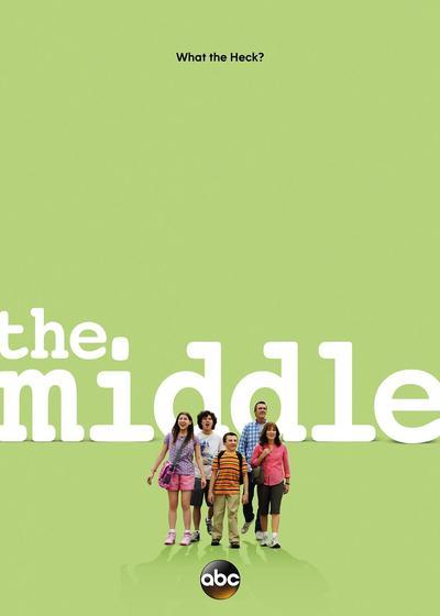 中产家庭 第六季海报