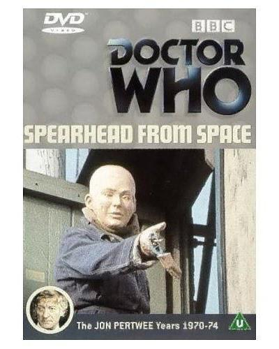 Doctor Who - Spearhead from Space海报