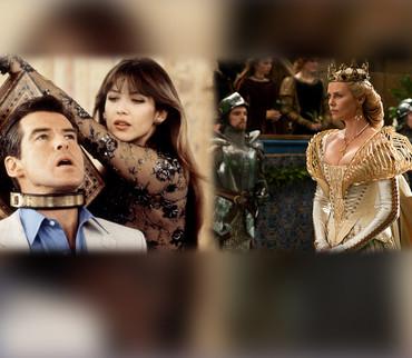这些影视作品中的女反派哪个最妖艳?