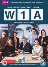 W1A 第二季海报
