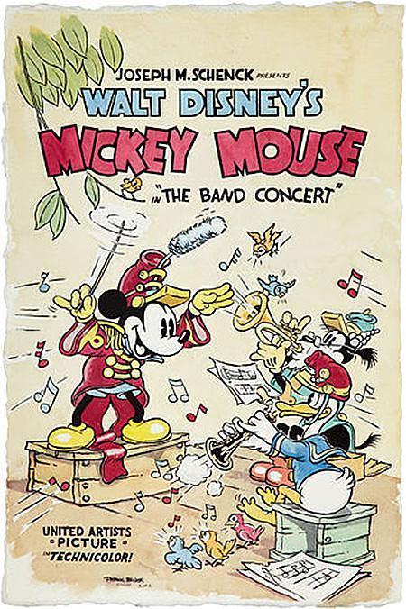 米老鼠的音乐会