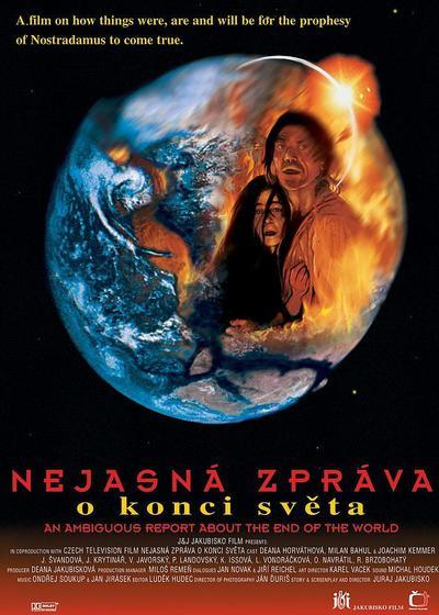关于世界末日的不明确报告海报