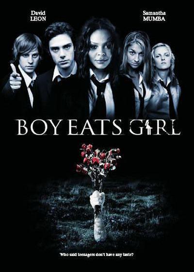 男孩啃女孩海报