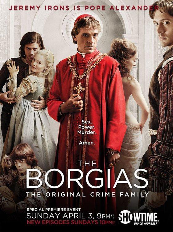 波吉亚家族 第一季