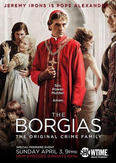波吉亚家族 第一季海报