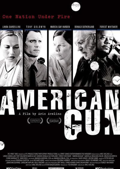 美国武器海报