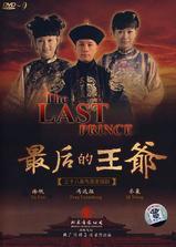 最后的王爷海报