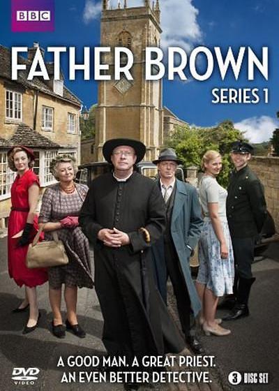 布朗神父 第一季海报