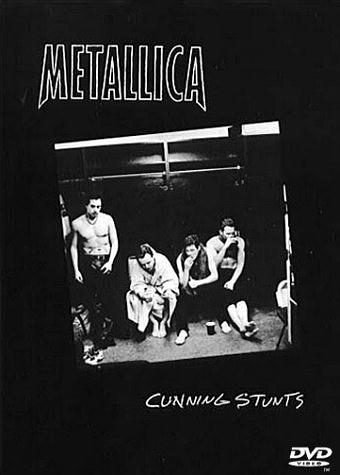 Metallica: Cunning Stunts海报