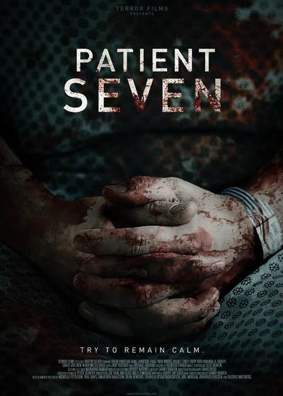 七号病人海报