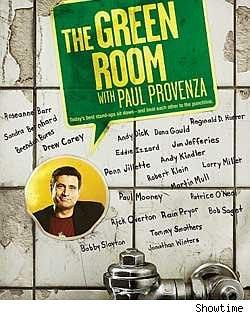 The Green Room with Paul Provenza Season 2海报