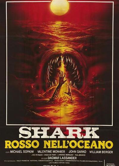 红海魔影海报