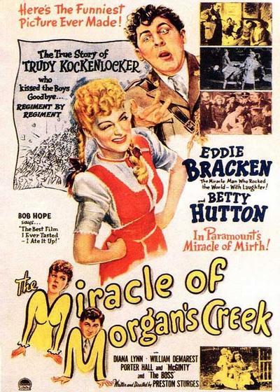 摩根河的奇迹海报