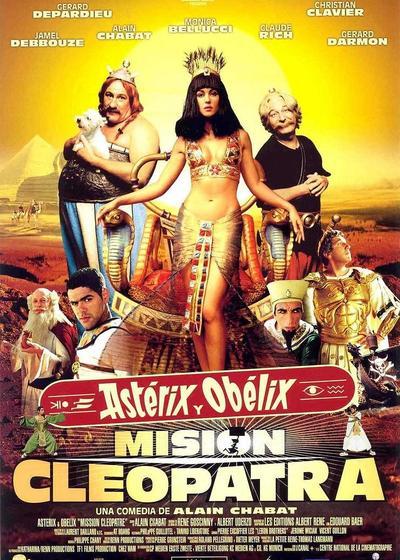 埃及艳后的任务海报
