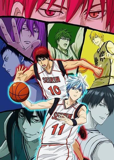 黑子的篮球 第二季海报