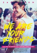 我们是你的朋友海报
