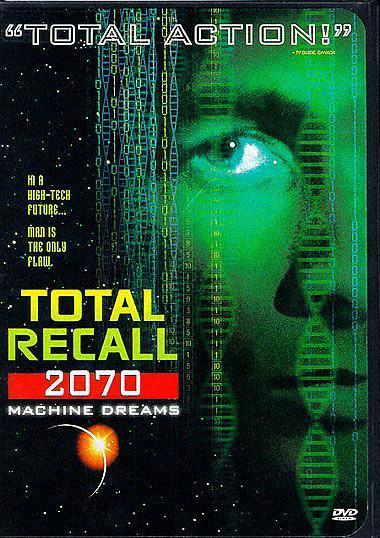 全面回忆2070海报