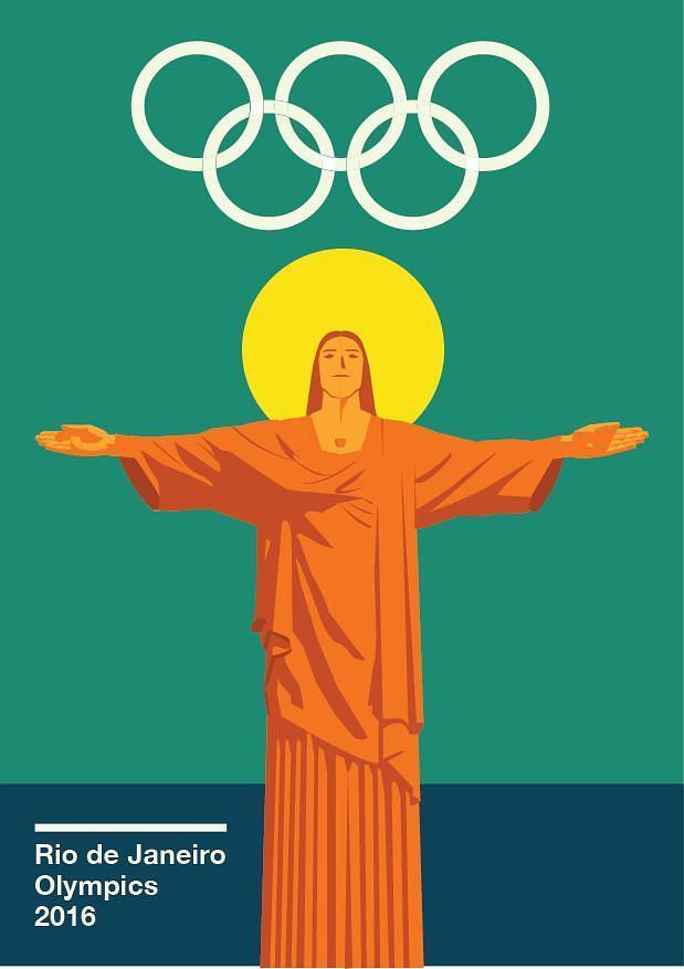 2016年第31届里约热内卢奥运会开幕式