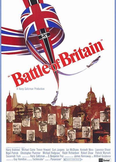 不列颠之战海报