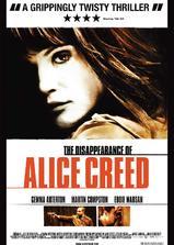 爱丽丝的失踪海报