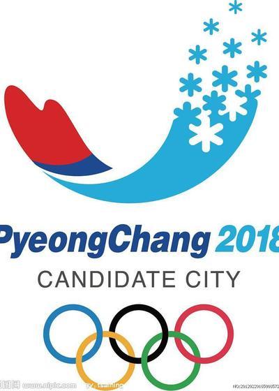 2018平昌冬季奥运会海报