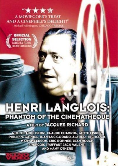 亨利·朗格卢瓦:电光魅影海报