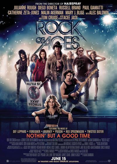 摇滚年代海报