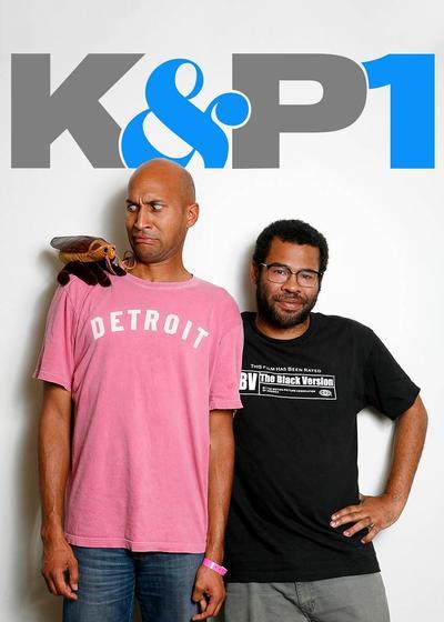 基和皮尔 第一季海报