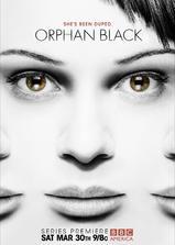 黑色孤儿 第一季海报