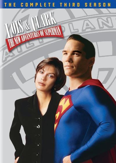 新超人 第三季海报