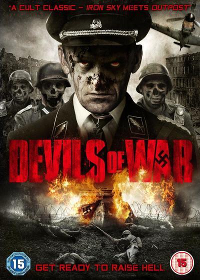 恶魔之战海报